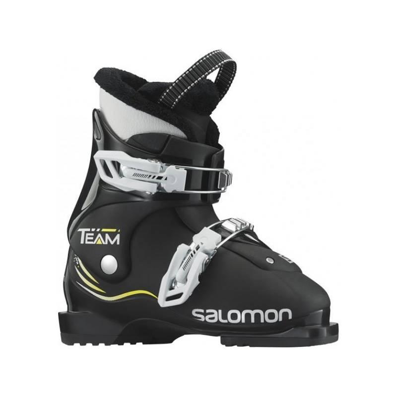Salomon TEAM T2 BLACK/BLACK 15/16