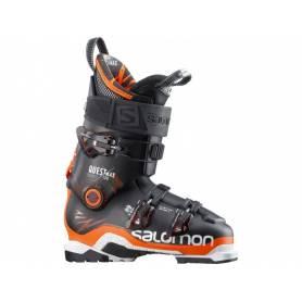 Salomon QUEST MAX 130 BLACK/Orange 15/16