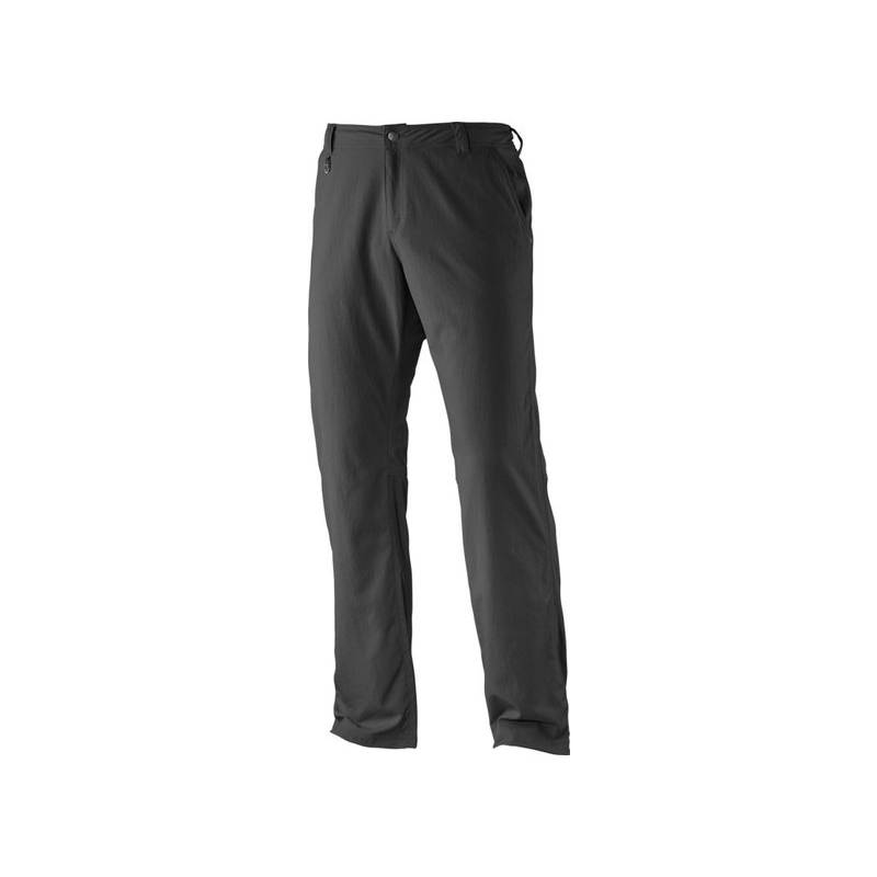 Salomon THE WAY PANT M BLACK 14/15