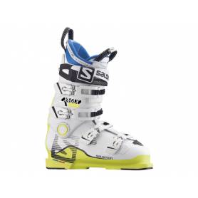 Salomon X MAX 120 White/Acide Green/Black 16/17