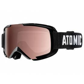 Gogle Atomic SAVOR Black / Rose S2