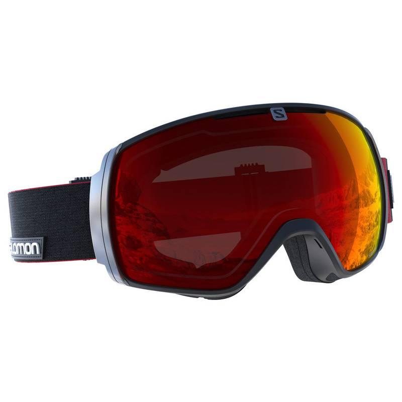 Salomon XT ONE BLACK-RED/UNIV. MID RED