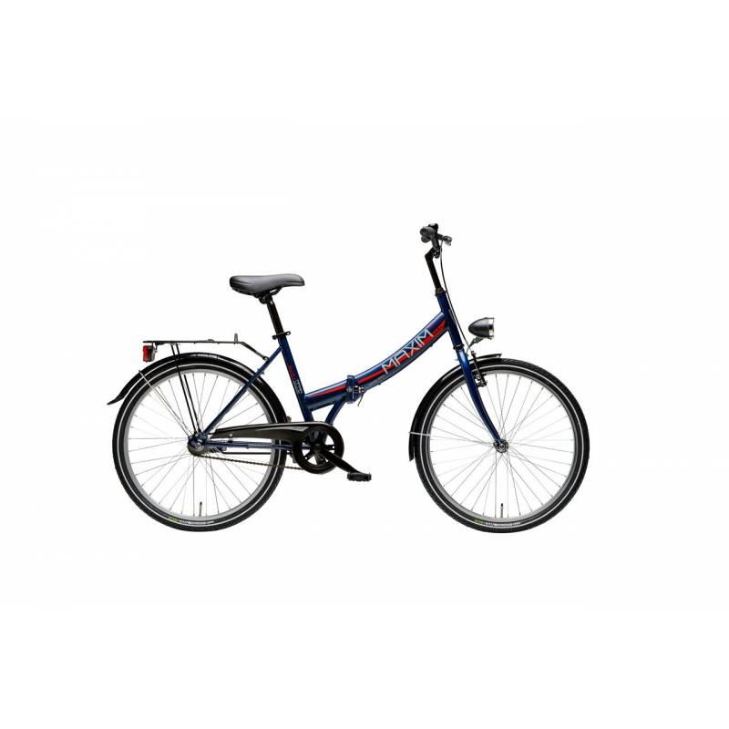 "Rower MAXIM 24"" MC steel 0.1 (15"") YS-9535 (niebieski)"