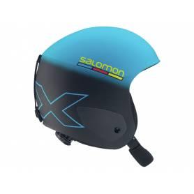 Salomon X RACE JR Blue/Black Mat 16/17