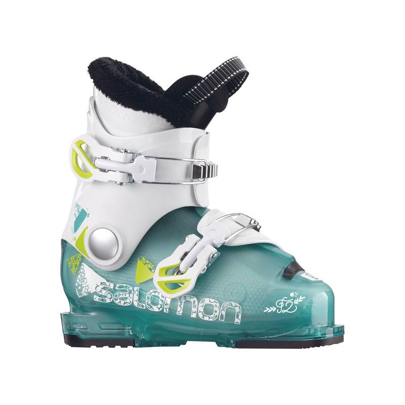 Salomon T2 RT Girly Gree Tra/WH/ACI GRE 16/17