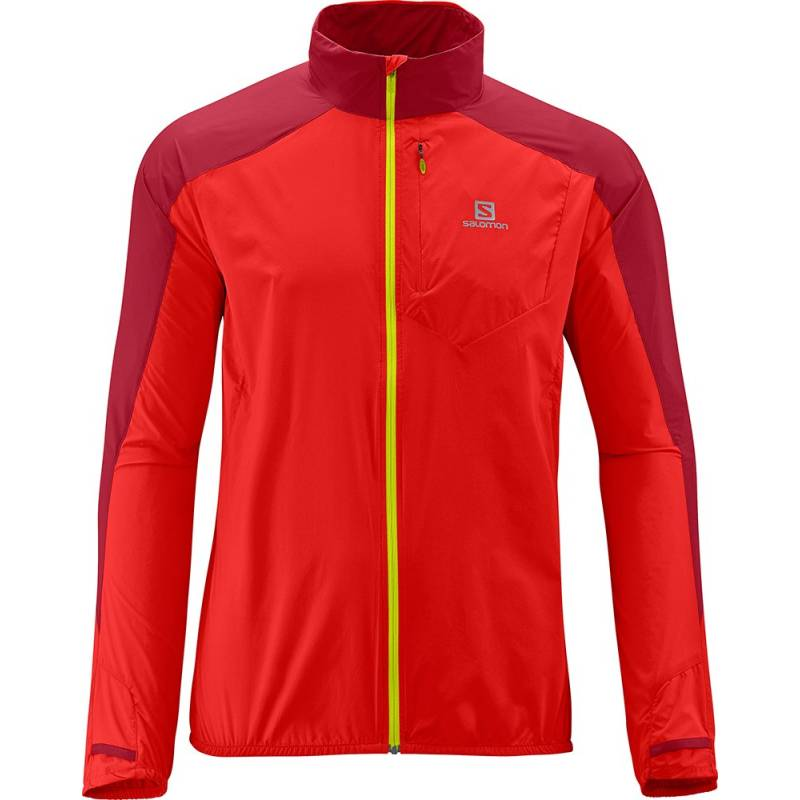 FAST WING JACKET M MATADOR-X/VICTORY RED
