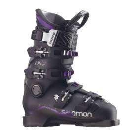 Salomon X MAX 120 W Black/Black/Purple 2018