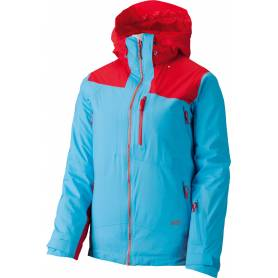 TREELINE W 2L LIGHT JACKET TQ/RD 14/15