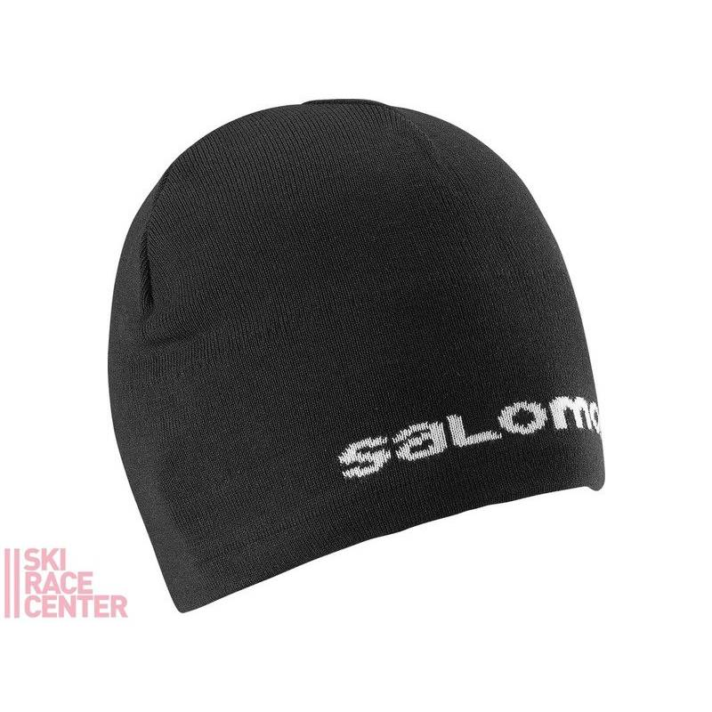 Czapka SALOMON BEANIE BLACK 2016