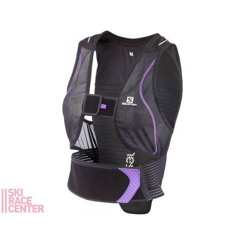 Salomon FLEXCELL WOMEN BLACK/Purple 15/16