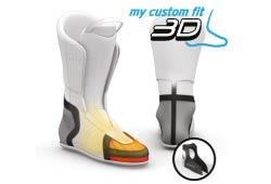 my customfit 3d salomon