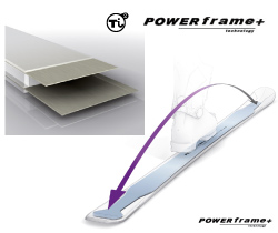 POWERFRAME DOUBLE TI