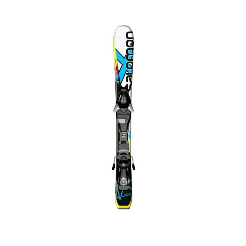 Salomon E X-Race Jr XS + EZY5 J75 14/15