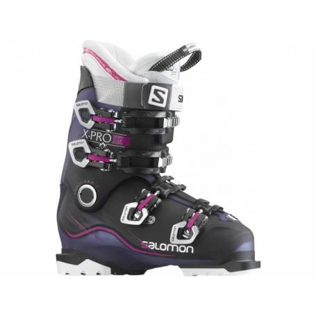 Buty Salomon X Pro 80 W BLUE TRANSLUCE/Black/Pink 15/16