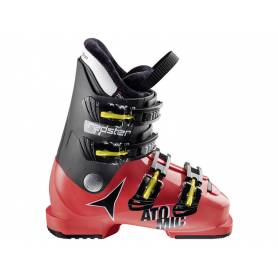 Buty Atomic REDSTER JR 4 SOLID RED/SOLID B 14/15