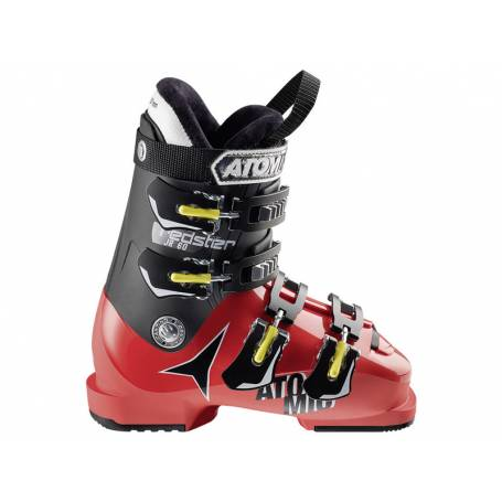 Buty Atomic REDSTER JR 60 SOLID RED/SOLID B 14/15