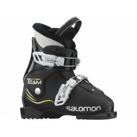 Salomon TEAM T2 BLACK/BLACK 15/16