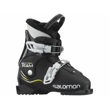 Buty Salomon TEAM T2 BLACK/BLACK 15/16