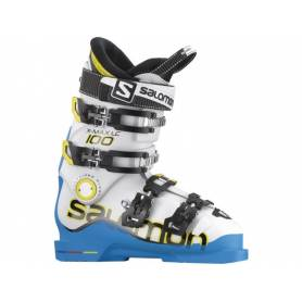Salomon X Max LC 100 White/Blue 14/15