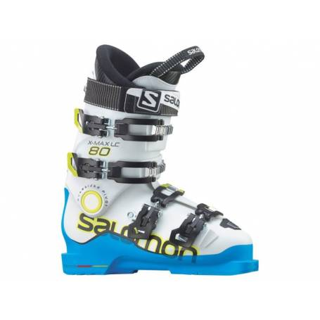 Buty Salomon X Max LC 80 White/Blue 14/15