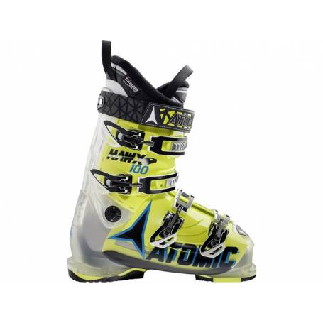 Buty Atomic HAWX 100 Crystal/Lime 15/16