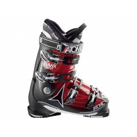 Buty Atomic HAWX 2.0 100 TRANSP RED/BLACK 14/15