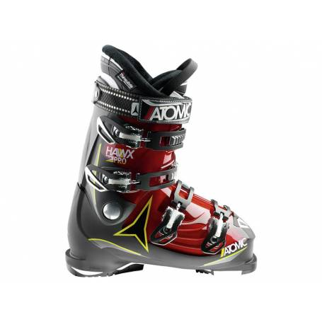 Buty Atomic HAWX 2.0 PRO Black/Transparent Red 14/15