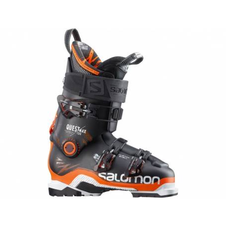 Buty Salomon QUEST MAX 130 BLACK/Orange 15/16