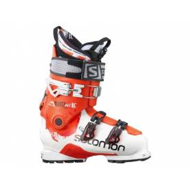 Buty Salomon Quest Max BC 120 White/Orange 14/15