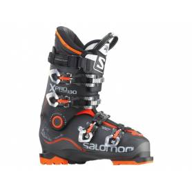 Salomon X Pro 130 ANTH BK ORANGE 14/15