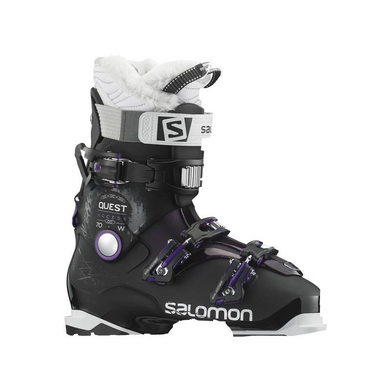 Salomon QUEST ACCESS 70 W BLACK/Purple 16/17