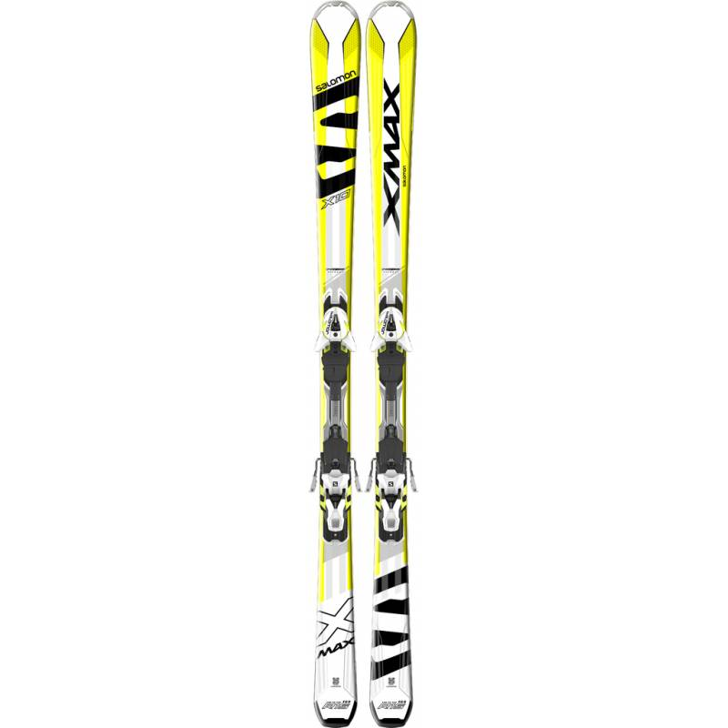 Narty Salomon X MAX X10 + XT12 | GOLD SPORT