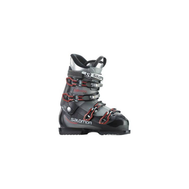 Salomon MISSION GS Black/Shade Grey 14/15