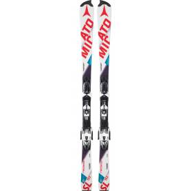 Narty Atomic REDSTER FIS SL JR 152cm & X 12 16/17
