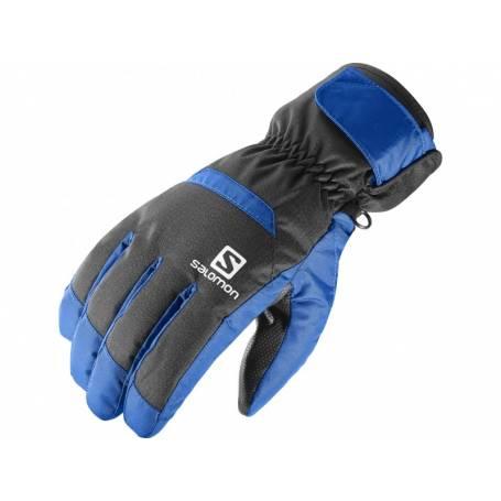 Rękawice Salomon CRUISE M BLACK/Blue Yonder 16/17