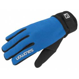 Rękawice Salomon DISCOVERY GLOVE M Union Blue/BK 13/14