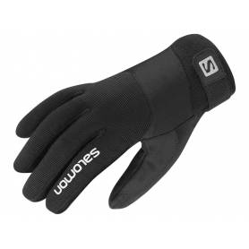 Rękawice Salomon THERMO GLOVE M BLACK 13/14
