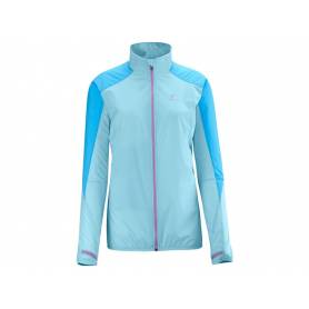 Salomon S FAST WING JACKET W CLEARWATER/BL 2014