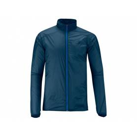 Salomon S-LAB LIGHT JACKET M Midnight Blu 2014