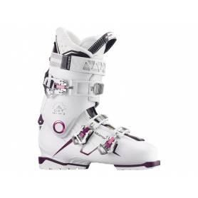 Salomon QST PRO 80 W White/Burgandy/Pink 2018