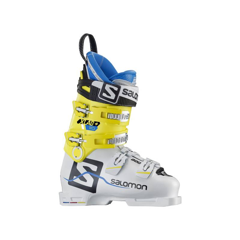 Salomon X Lab+ 110 White/Yellow 16/17