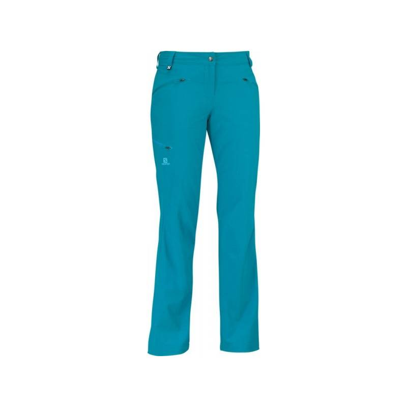 Salomon WAYFARER PANT W Boss Blue 2014
