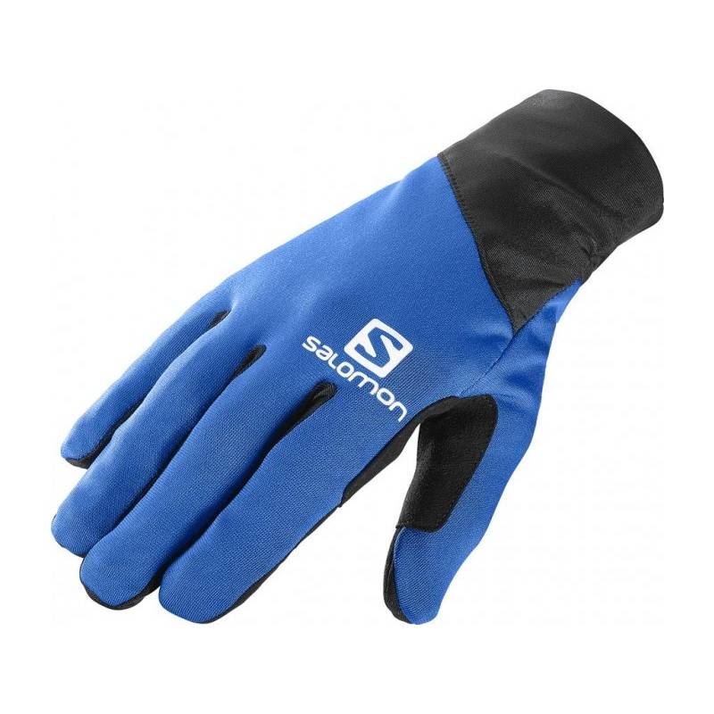 M DISCOVERY GLOVE M Blue Yonder