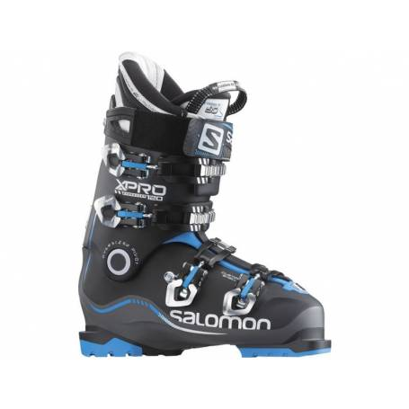 Buty Salomon X Pro 120 Anthracite/BLACK/Blue 15/16