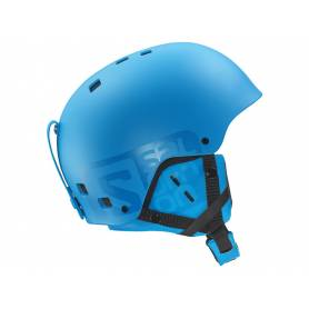 Kask SALOMON BRIGADE Blue Matt 16/17