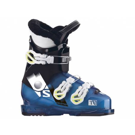 Buty Salomon T3 RT Indigo Blue Translu/Black 2018