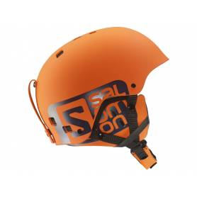 Kask SALOMON BRIGADE ORANGE MATT 16/17