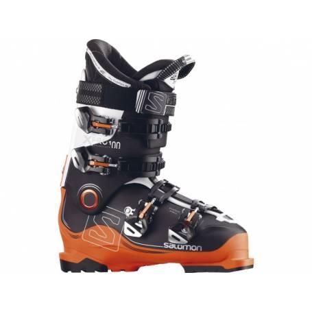 Buty Salomon X PRO 100 Black/Orange/White 16/17