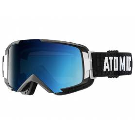 Gogle ATOMIC SAVOR OTG ML BLACK/MID BLUE