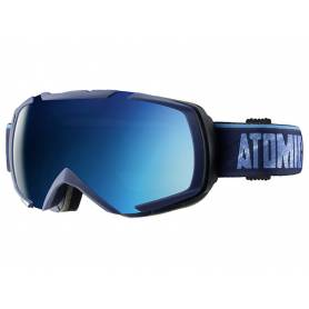 Gogle Atomic REVEL ML DARK BLUE/BLUE S3